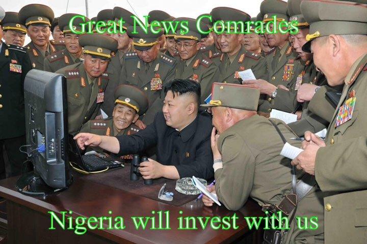 North Korea finds a willing investor in Nigeria