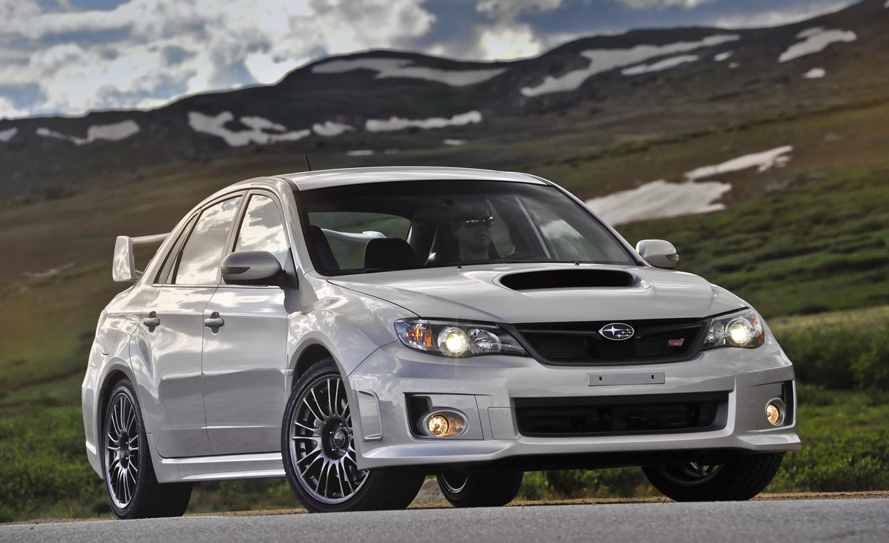 2011 Subaru Impreza WRX STI - Gallery   eBaum's World on