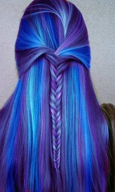 24 Colorful Hairstyles - Gallery | eBaum\'s World