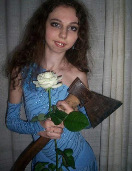 hot girl dating profile