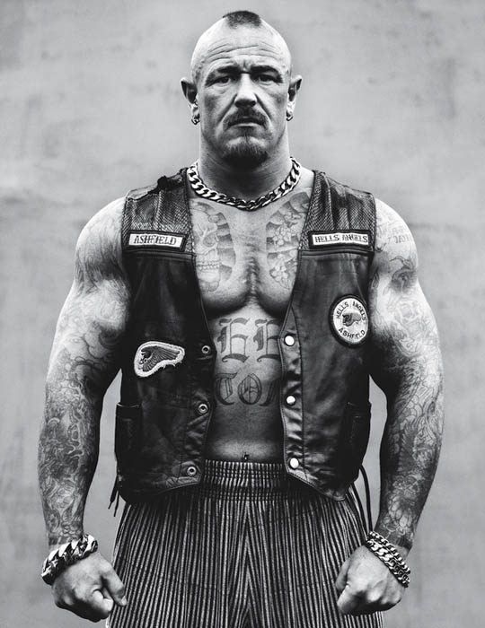 Motorcycle Gang: Hell's Angels Edition - Gallery | eBaum's World