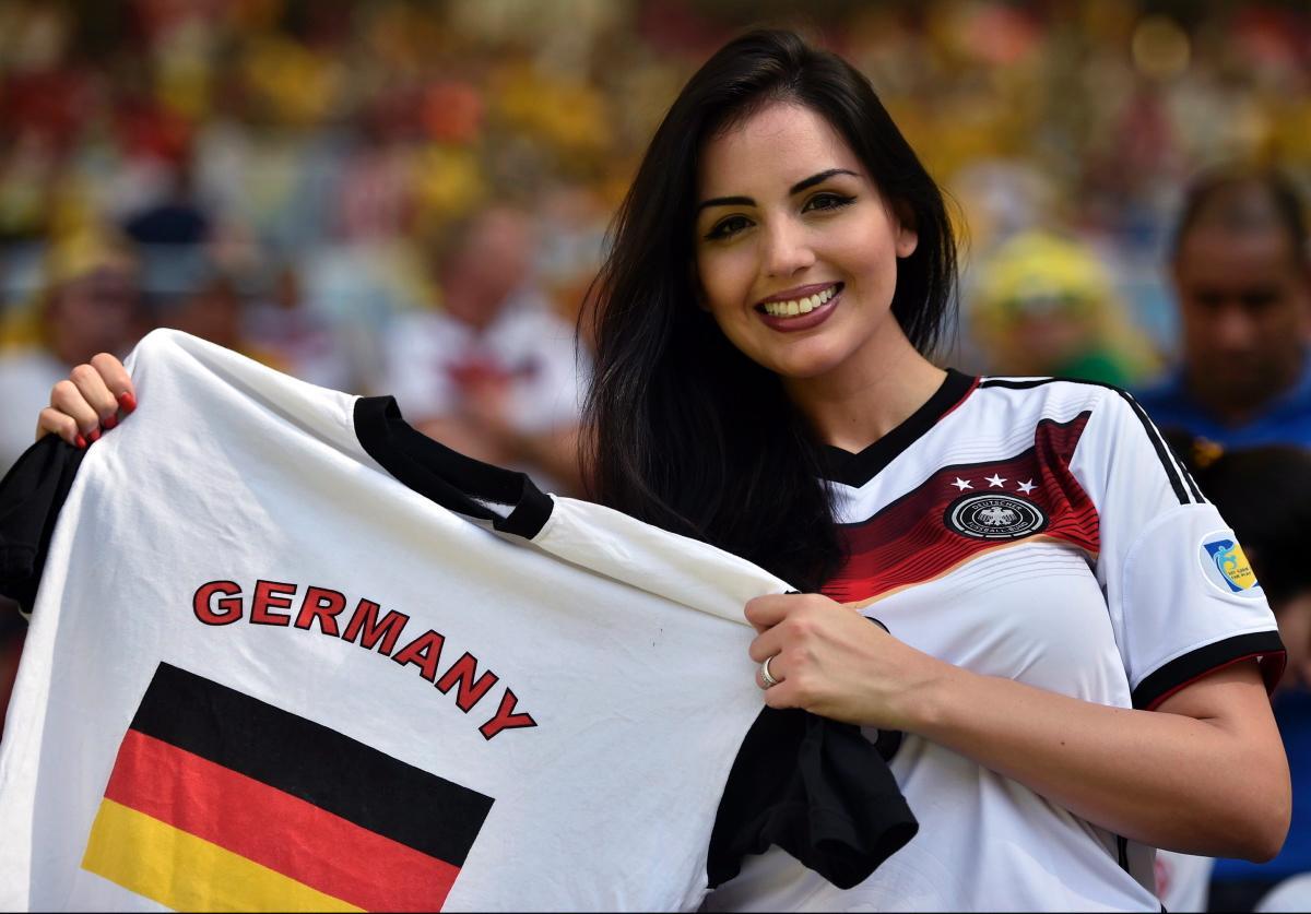 hottest german women