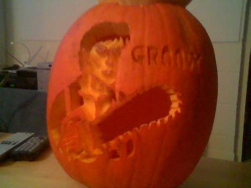 Horror carved pumpkins gallery ebaum s world