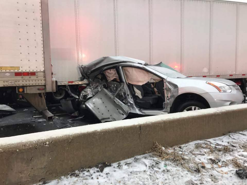 Accident On 95 Baltimore Today