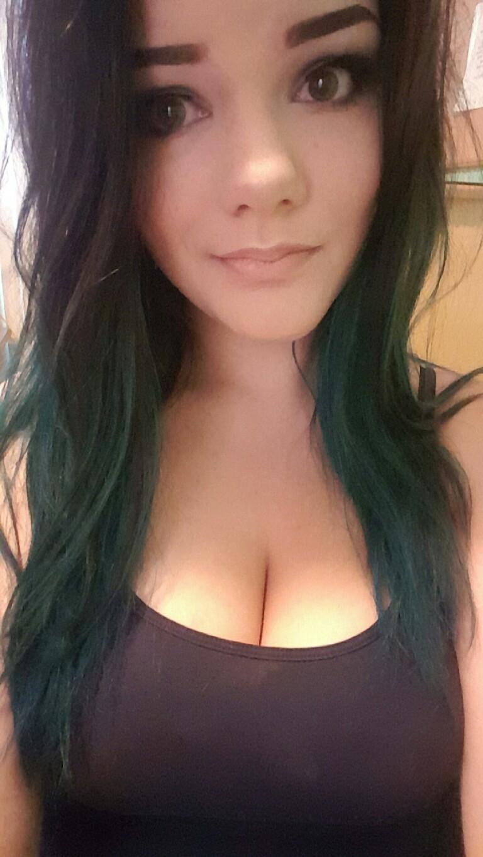Random girl selfie