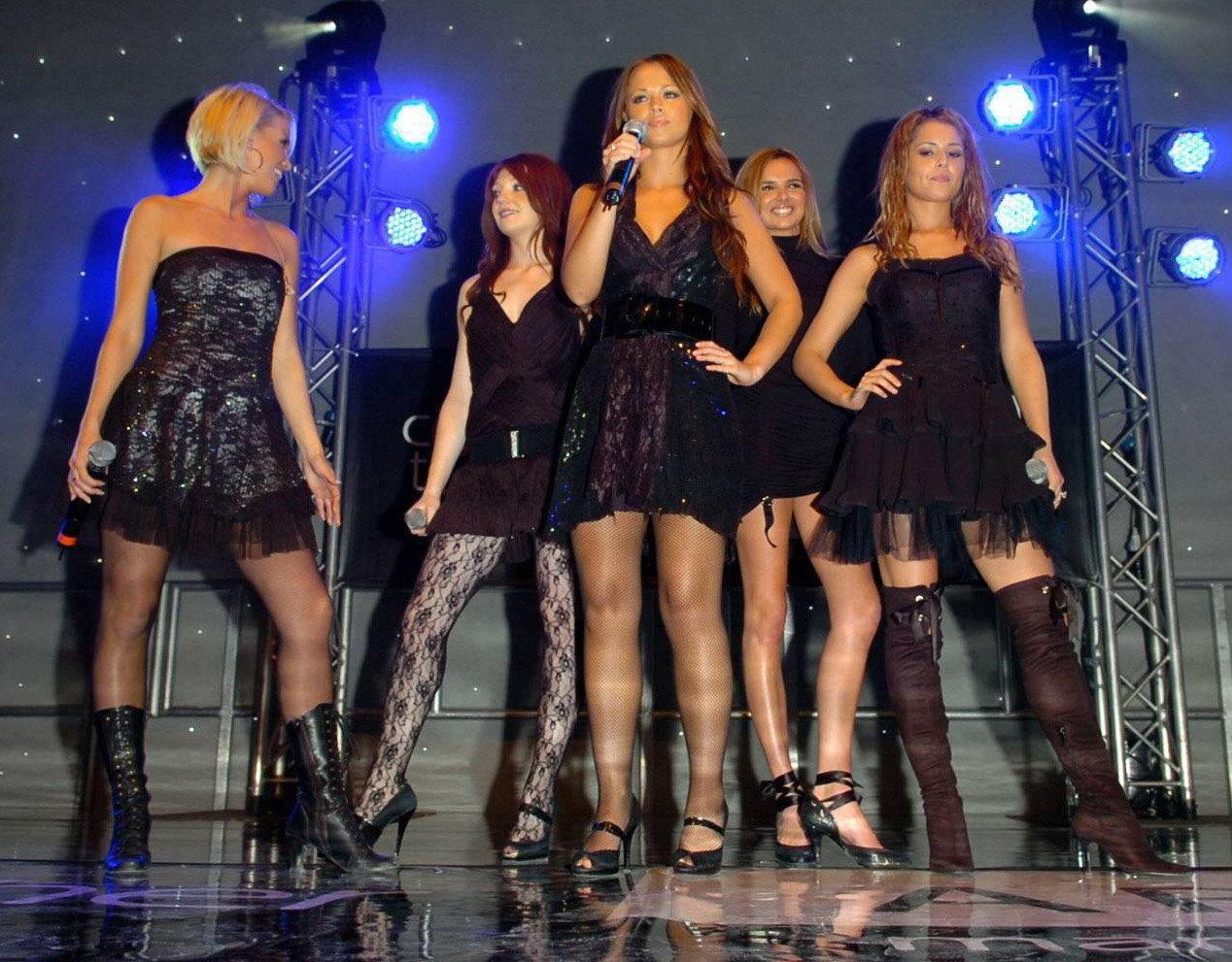 Pantyhose girls aloud — img 13