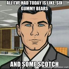 23 ARCHER Catchphrases And Quotes - Gallery   eBaum\'s World