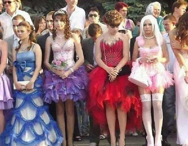 Pantyhose and prom dress gallery are