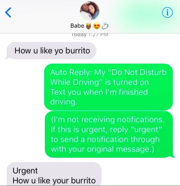 29 Dirty but Funny Texts Only Guys Would Send - Facepalm
