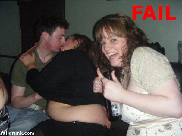 drunk hookup fail