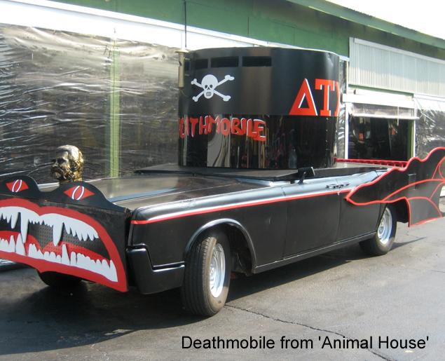 Movie Cars Gallery Ebaums World