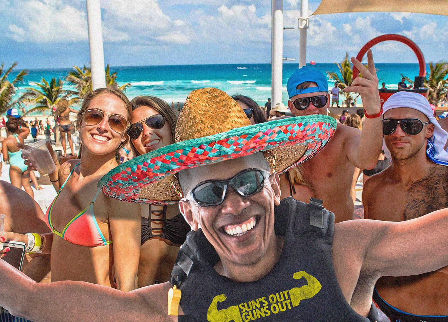 #cancun #springbreak2017 #sb17 #hotskanks