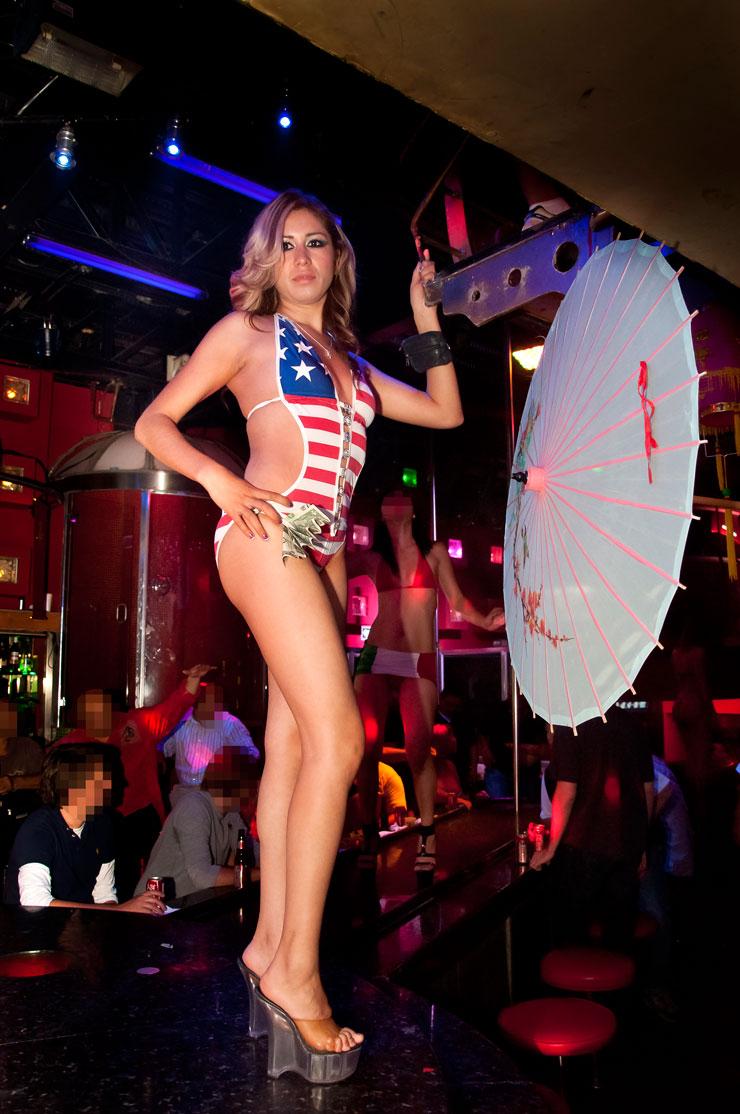 Hong Kong Gentlemens Club In Tijuana