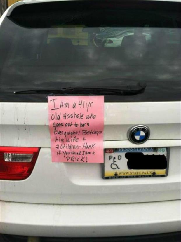 16 Cheaters Publicly Shamed By Their Exes - Wow Gallery