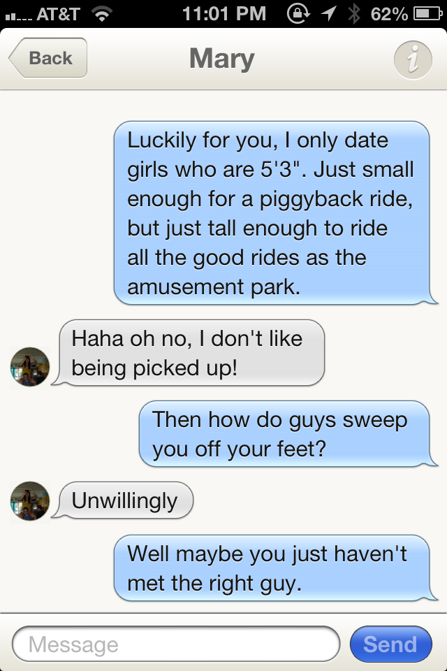 Sexy tinder chats