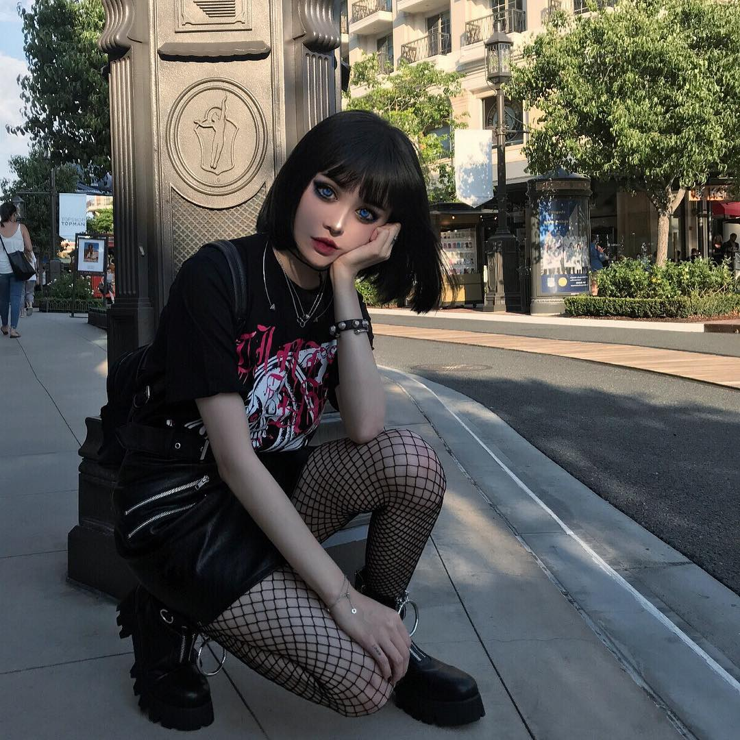 Are Gothic goth girl sex opinion