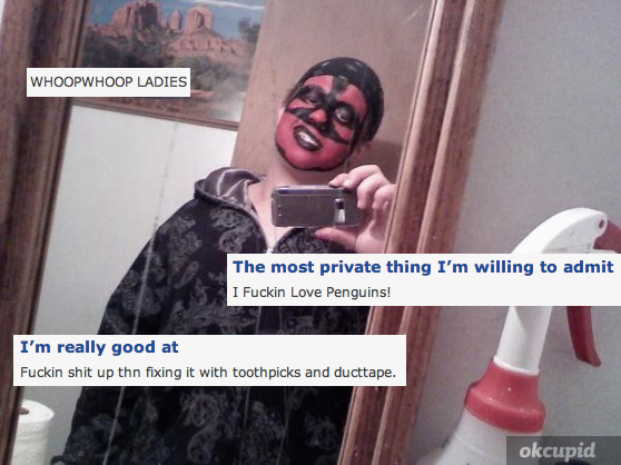 The Juggalos Of OkCupid - Barnorama