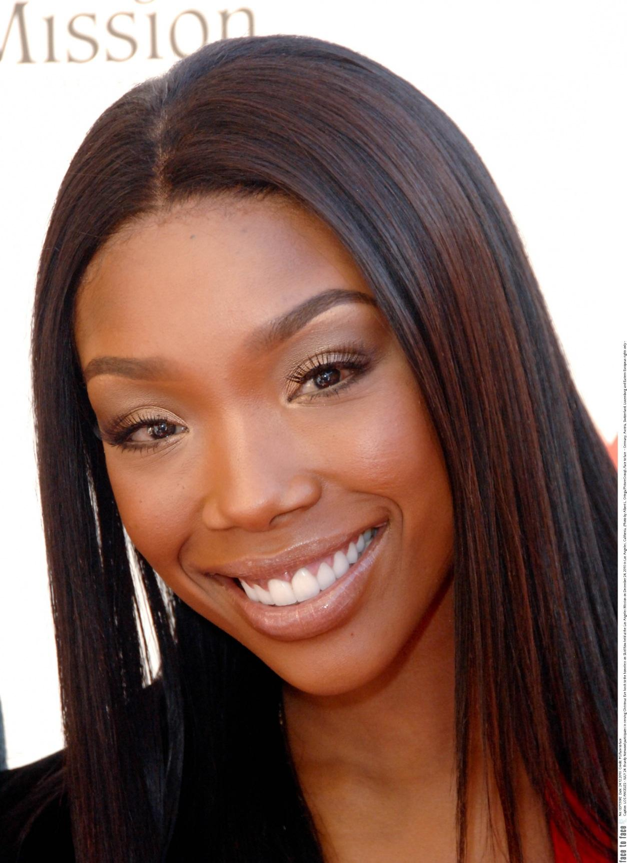 """10 -  In 2006, singer and """"America's Got Talent"""" judge Brandy Norwood was involved in a freeway pile-up that caused the death of Awatef Aboudihaj. Though Aboudihaj had struck the vehicle in front of her before Brandy hit her rear bumper, witnesses on the scene said the singer claimed responsibility for the accident, repeatedly saying, """"I should have stopped."""""""