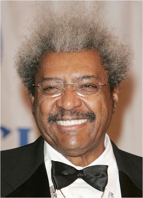4 -  Boxing promoter Don King killed two men in separate incidents. King killed the first man in self-defense when the man was trying to break into his gambling operation. King was convicted of second-degree murder for the second incident, in which he stomped to death an employee who owed him 600.