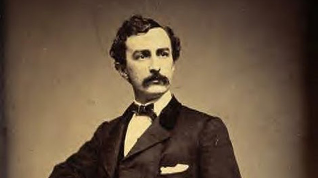 18 -  Actor John Wilkes Booth, a well-known member of the prominent Booth acting family, famously assassinated President Abraham Lincoln at Ford's Theater on April 14, 1865. After announcing that he had avenged the South from tyranny, Booth fled the scene. Twelve days later, he was found hiding in a barn. Union soldiers set the barn on fire and shot Booth while he moved around inside. He died hours later.