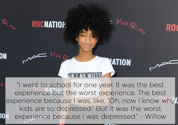 15 Remarkable Quotes From Willow And Jaden Smith Gallery Ebaums