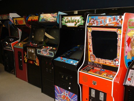 Arcade Games From The 80s And Early 90s