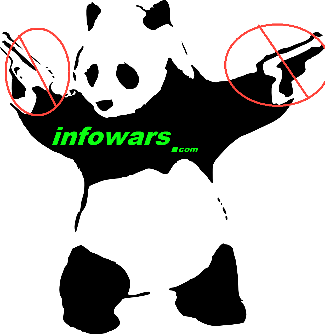 the truth panda knows the truth, and wants to share.