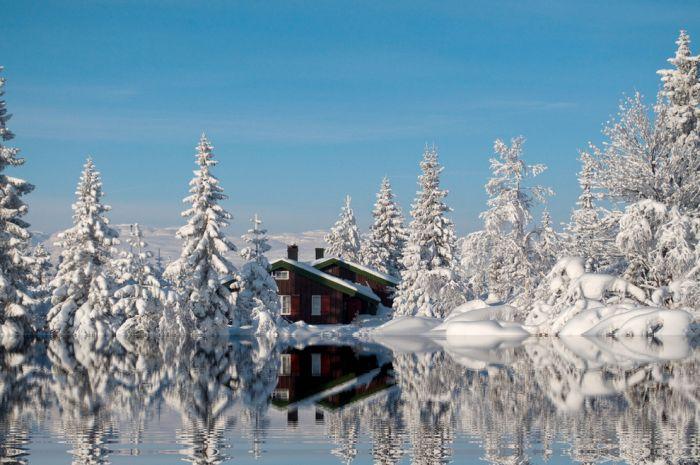 Something norwegian slut snow amusing moment