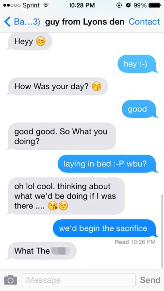 23 Girls Who Do NOT Have Time For Your Awkward Flirty Texts