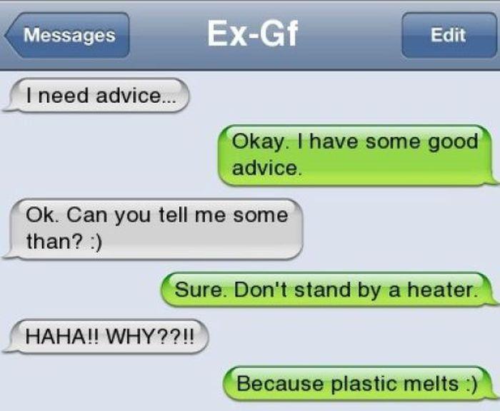 good advice messages