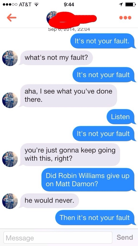 50+ Tinder Conversation Starters (Or Bumble, Coffee Meets Bagel & More) [] | Thought Catalog