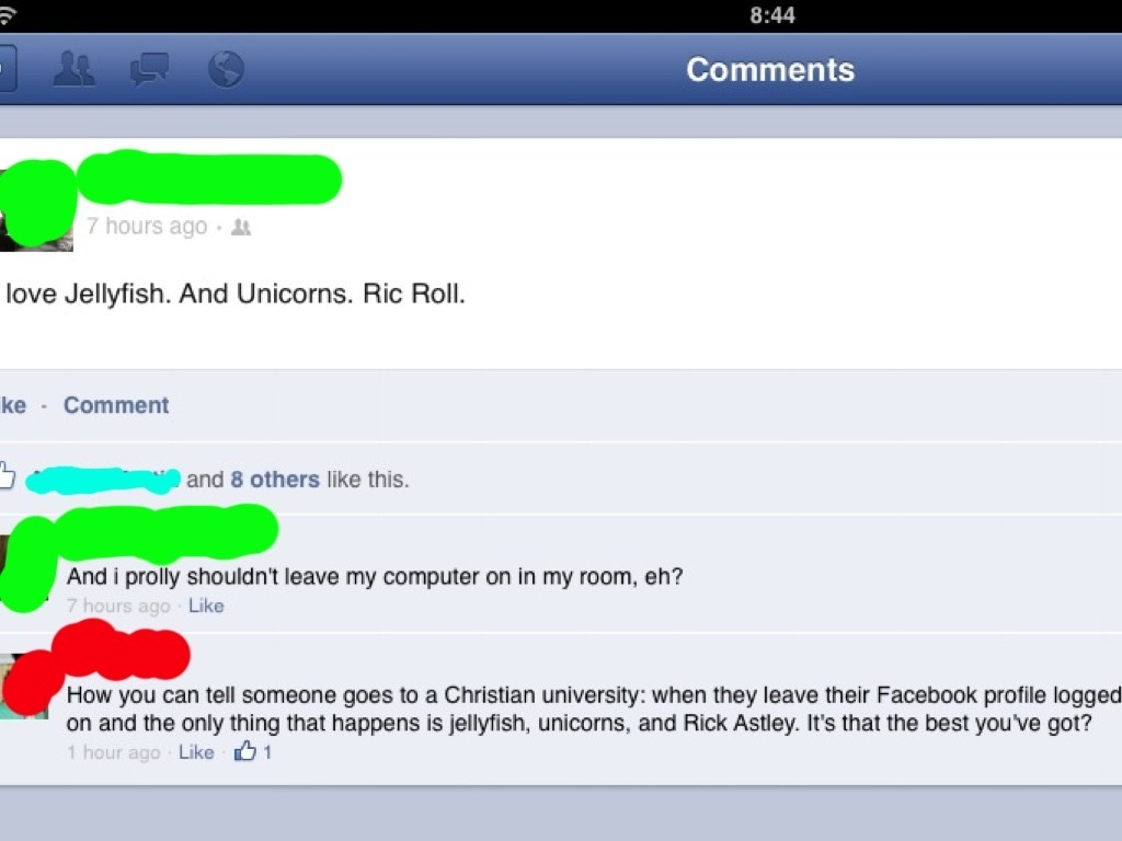 33 Disastrous Times People Forgot to Log Out of Facebook