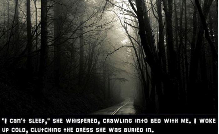 Short But Scary Stories You Won't Want To Read Alone - Gallery