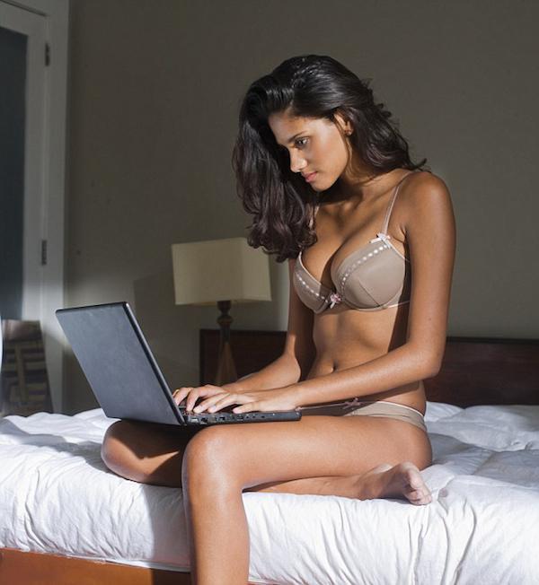 Nude webcam girl gif