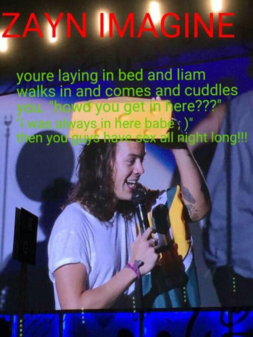 31 'Bad 1D Imagines' That Are So Strange They're Hilarious