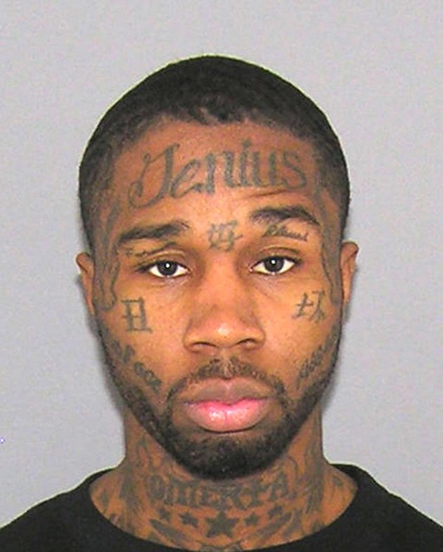 26 Most WTF? Face Tattoos in Mugshots! - Gallery | eBaum's World