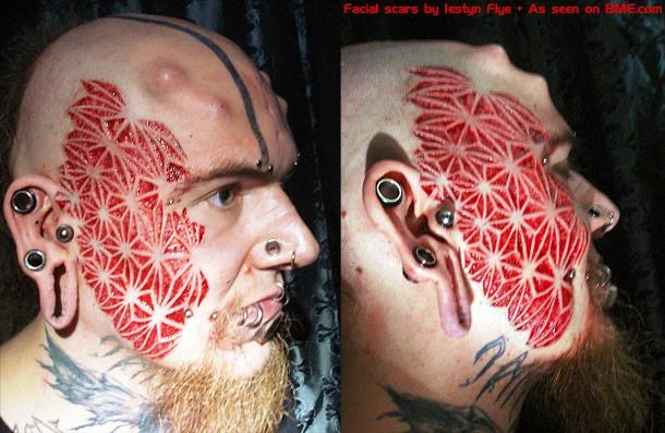 dacdd5040aa06 24 Insanely,Painful Scarification Body Modifications! - Gallery ...