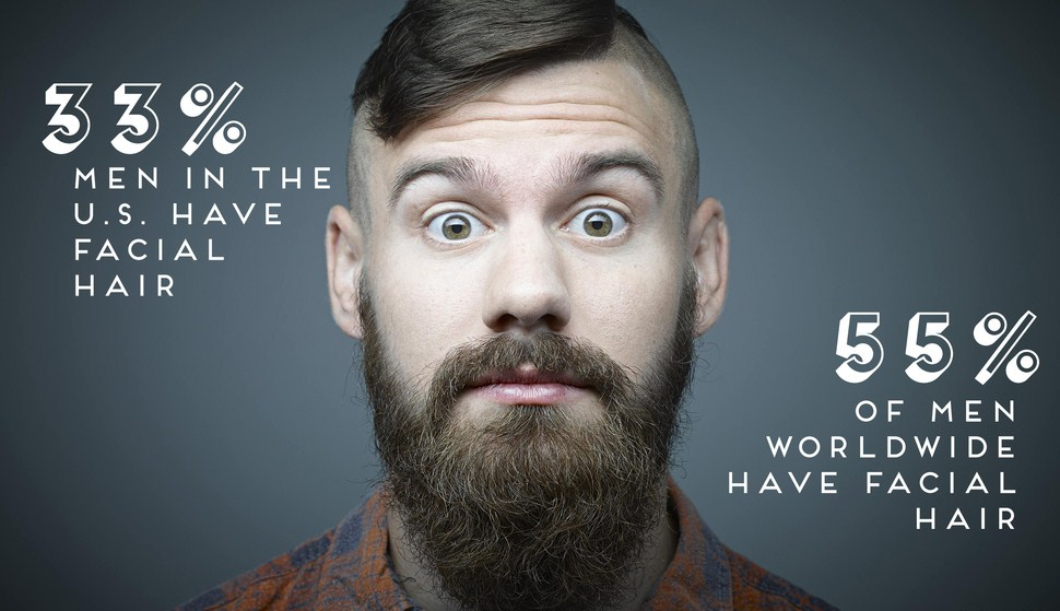 Miraculous 16 Very Interesting Beards Facial Hair Facts Gallery Natural Hairstyles Runnerswayorg