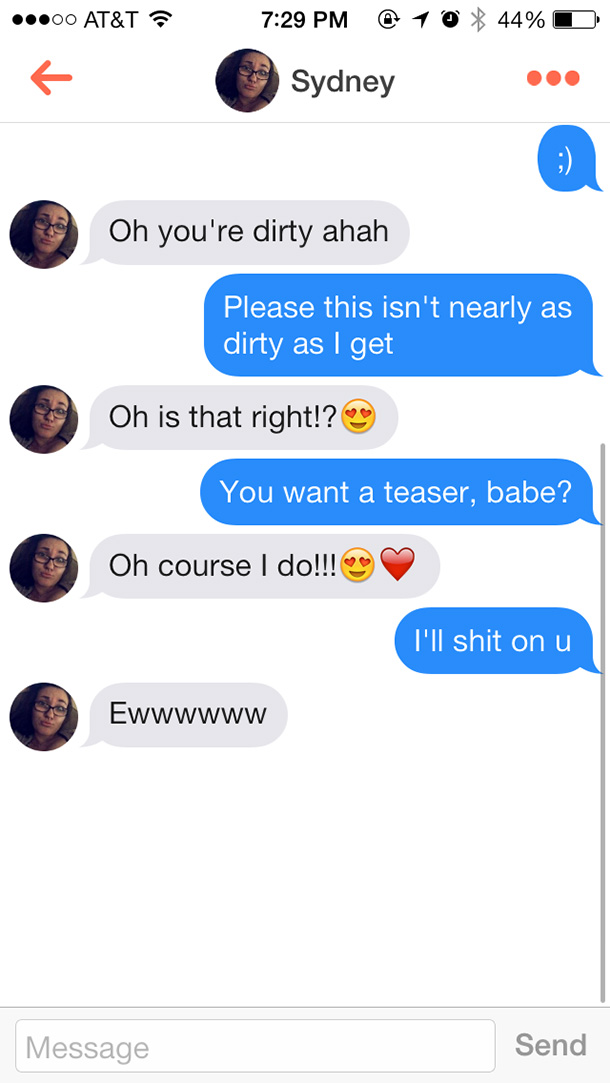 chatting pick up lines