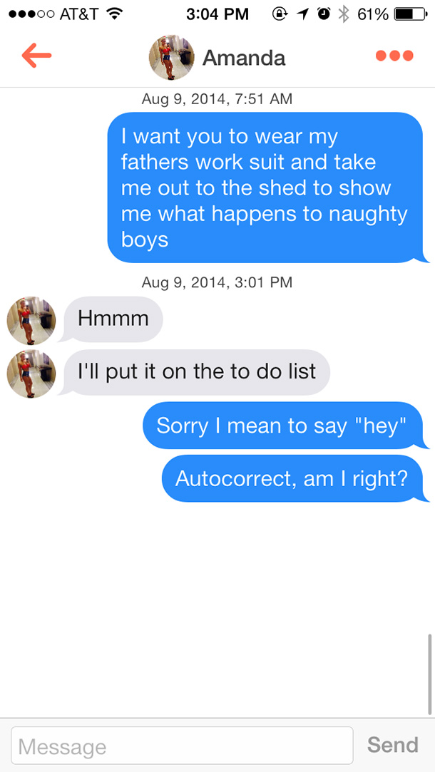 22 Tinder Pickup Lines That Worked…Sort of - Funny Gallery