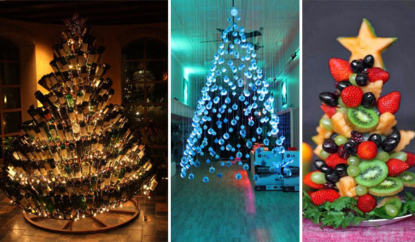 Unconventional Christmas Trees.25 Images Of Very Unconventional Xmas Trees Gallery