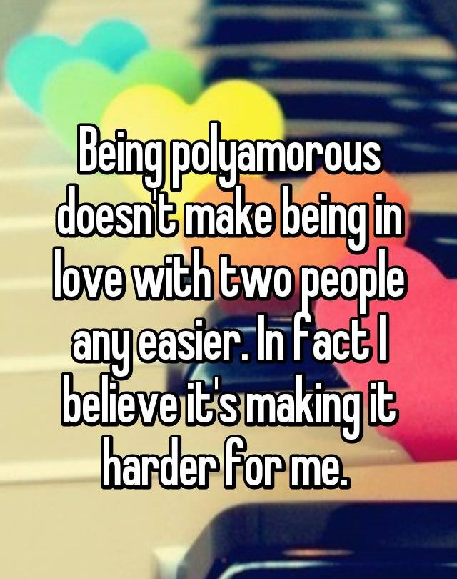 People Reveal The Struggles Of Being Polyamorous - Wow