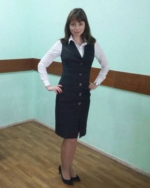 In Russia The Hot Teachers School You - Wow Gallery -8688