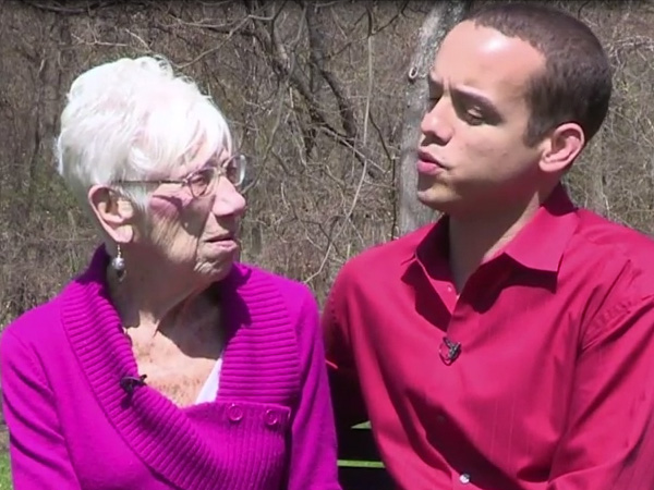 31-Year-Old Man Who Is Dating a 91-Year-Old Woman - Gallery