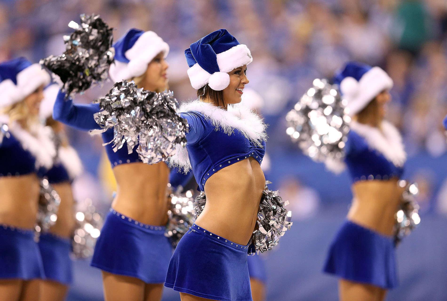 Worlds hottest cheerleaders