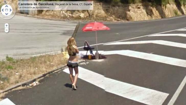 60 Hard To Explain Google Street Views Wtf Gallery