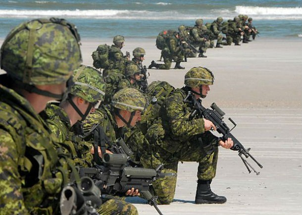 25 Most Powerful Military Forces In The World! - Wow Gallery
