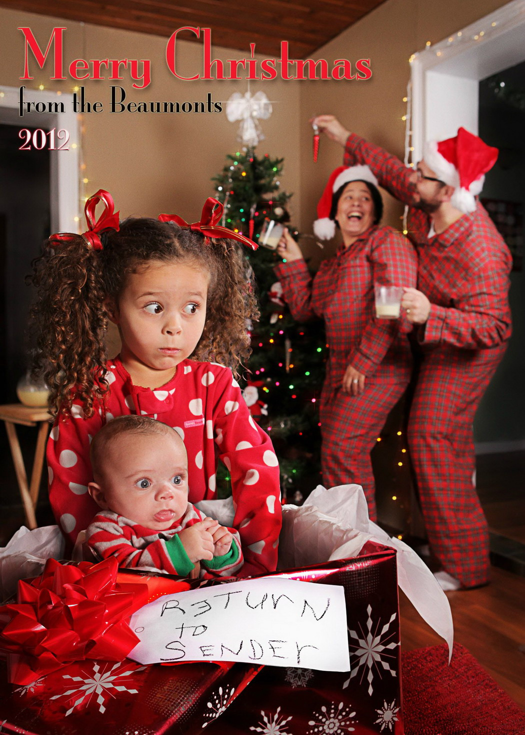 20 christmas cards that are beyond disturbing