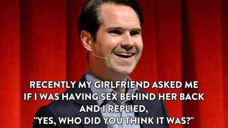21 Times Jimmy Carr Absolutely Nailed Dark Humor - Funny