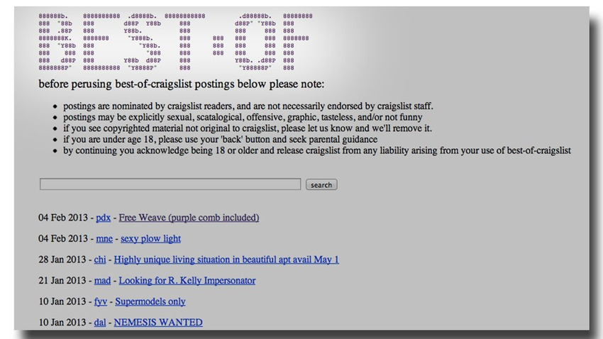 8 Things You Didn't Know You Could Do On Craigslist ...